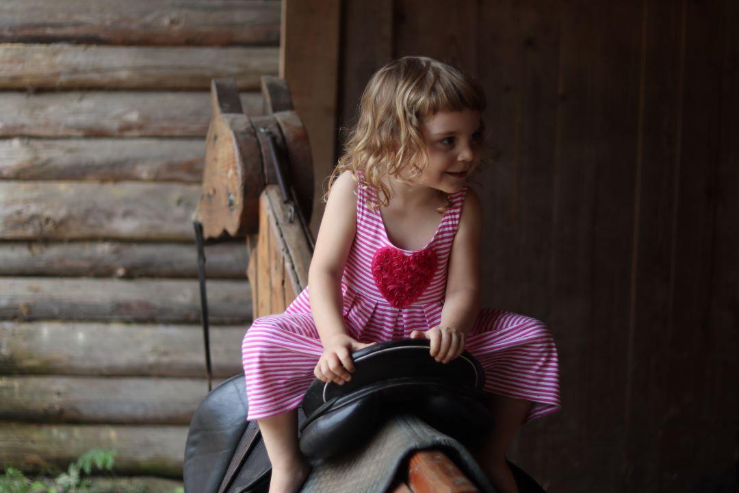 ranč kaja in grom otroci 1