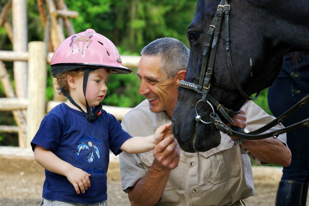 ranč kaja in grom otroci 10