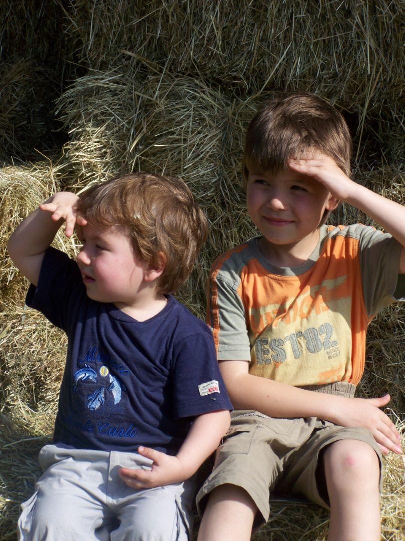 ranč kaja in grom otroci 6