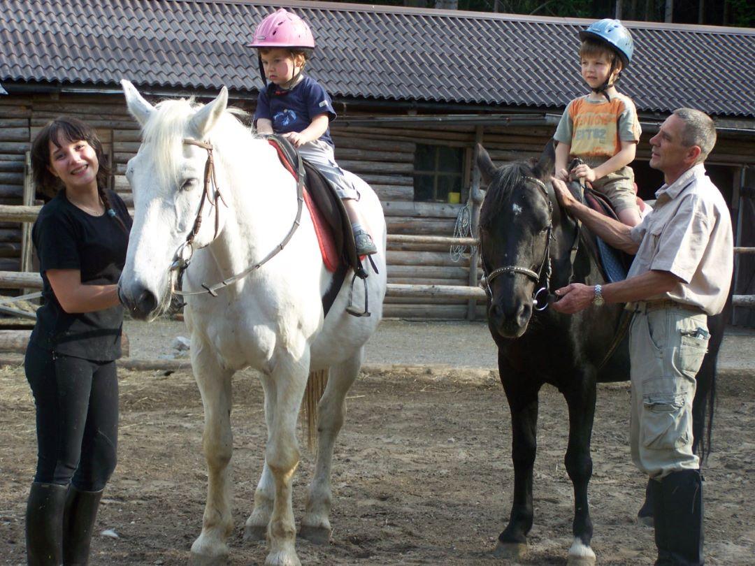 ranč kaja in grom otroci 8