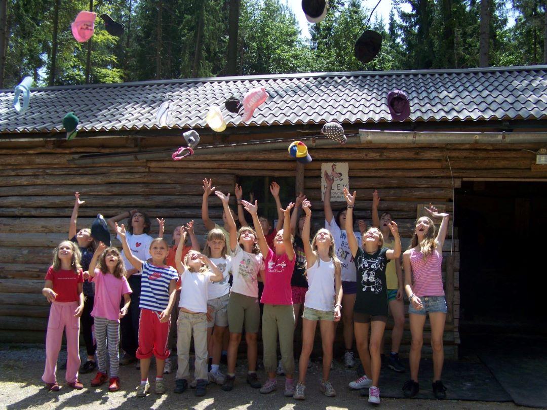 ranč kaja in grom otroci počitnice 14