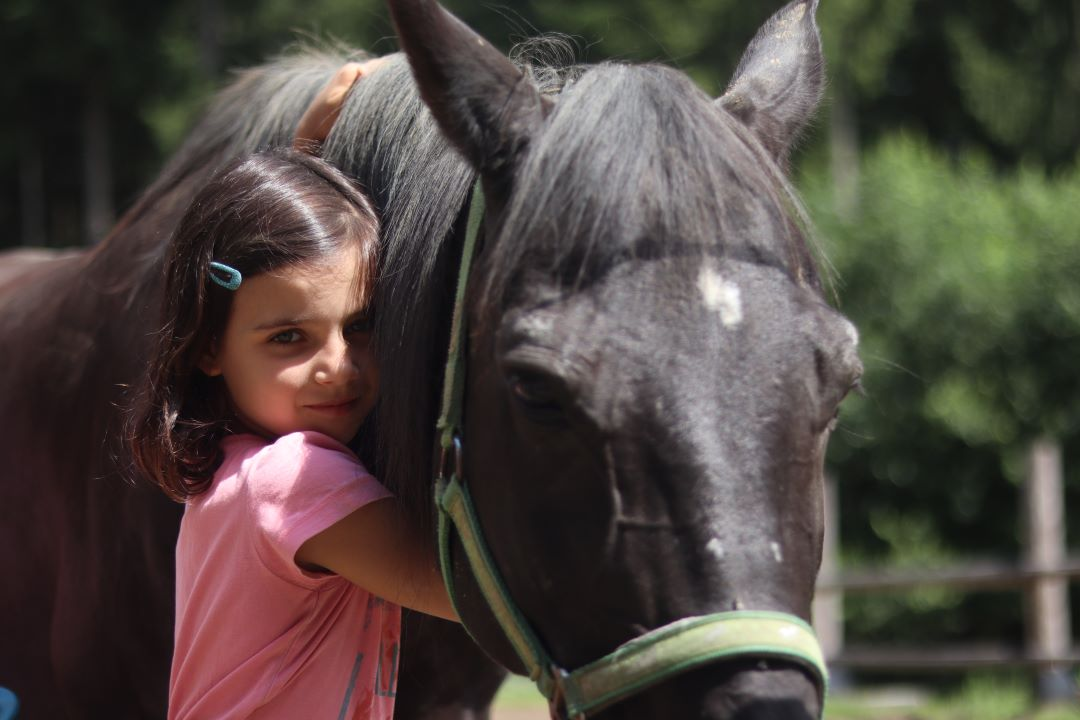 ranč kaja in grom otroci počitnice 15