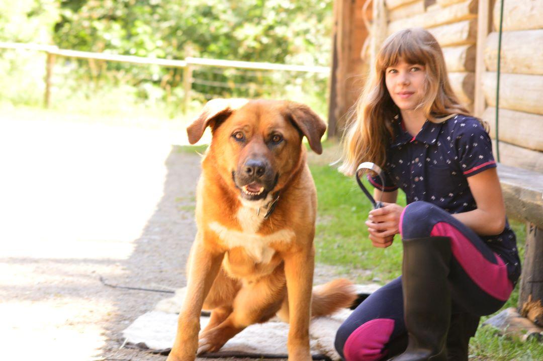 ranč kaja in grom pes 1